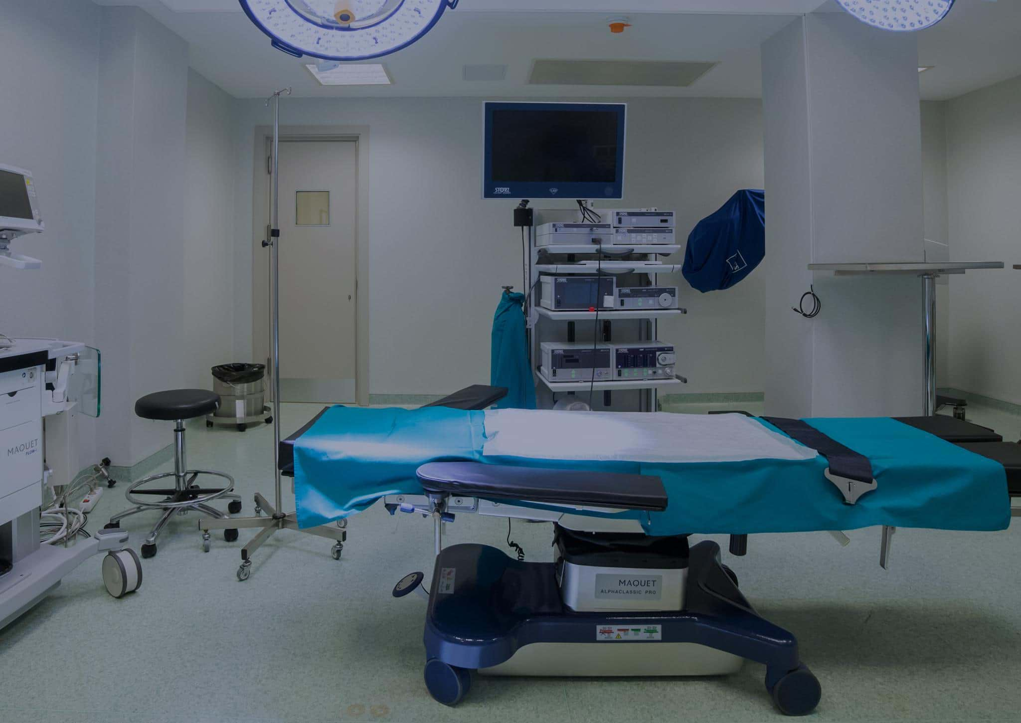 Broad range of general surgical conditions treated